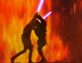 STAR WARS III : LA REVANCHE DES SITH