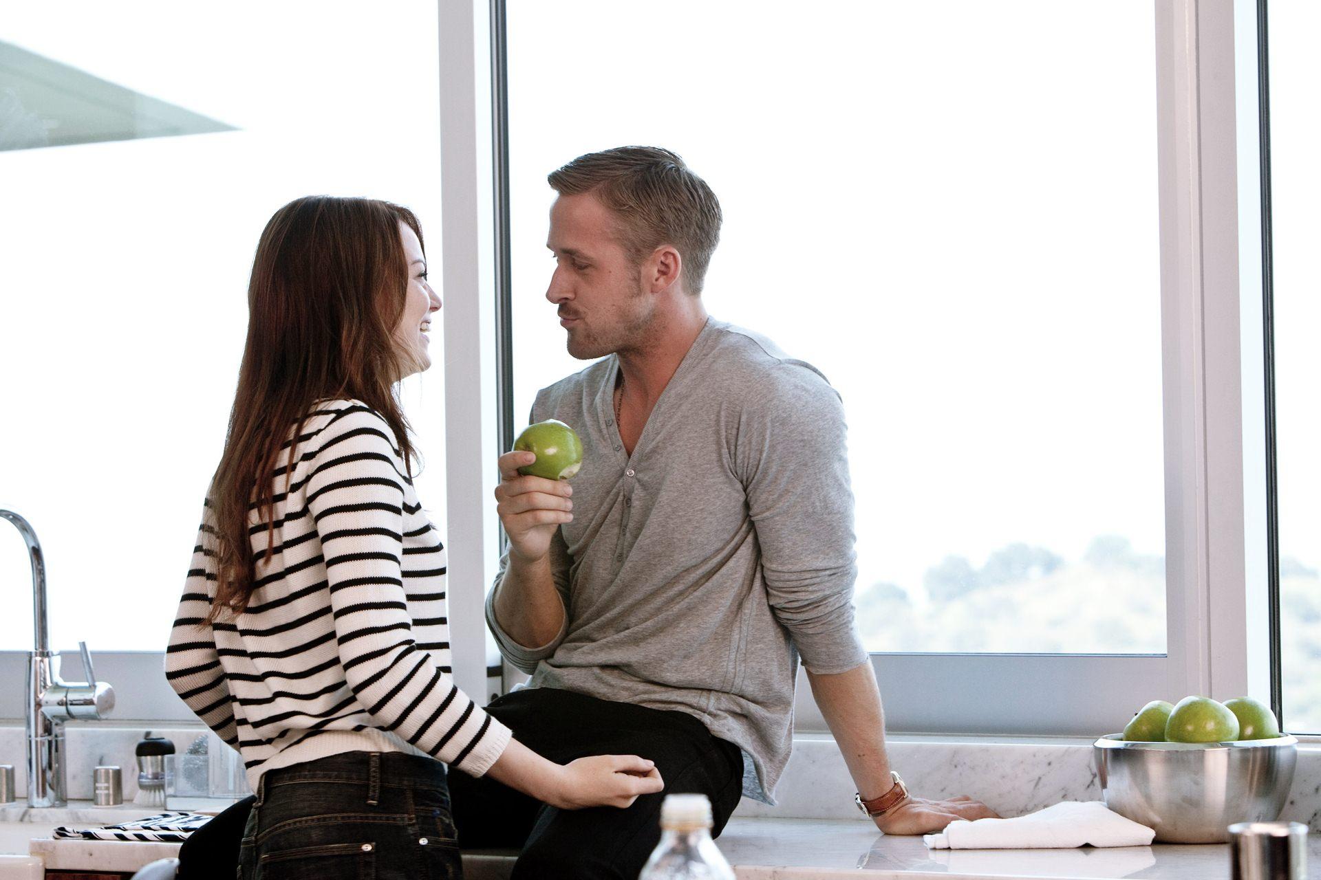 Ryan Gosling, déjà en pleine alchimie avec Emma Stone dans Crazy Stupid Love