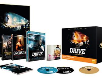 [actu] DRIVE SORT AUJOURD'HUI EN DVD-BLU-RAY