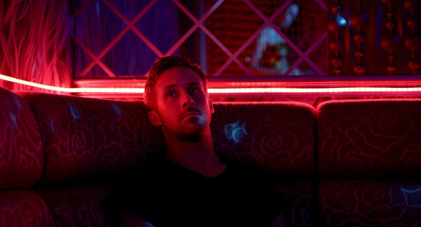 Ryan se prélasse avant d'aller castagner dans Only God Forgives