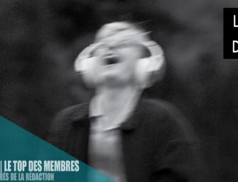 BILAN 2014 | Le TOP des membres