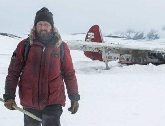 ARCTIC   Mads Mikkelsen, seul survivant au Pôle Nord