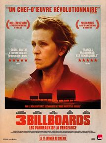 3 billboards affiche film