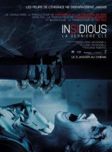 AFFICHE INSIDIOUS 4 FR