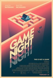game night affiche