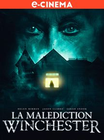 la malediction winchester affiche