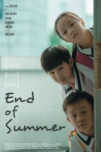end of summer affiche