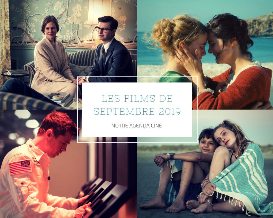 Sorties cinéma en septembre 8  LE BLEU DU MIROIR  Critiques