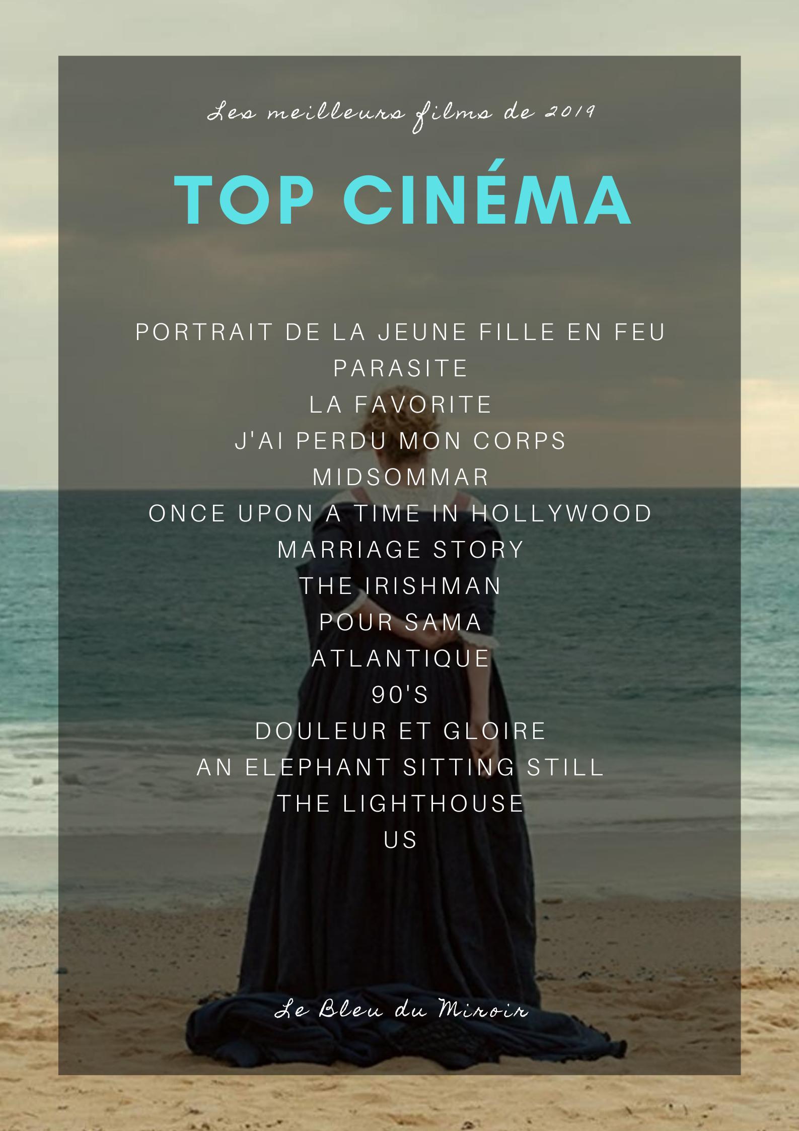 meilleurs films 2019 Le Bleu du Miroir