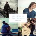 films au cinéma en janvier 2020